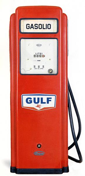 pompa gasolio
